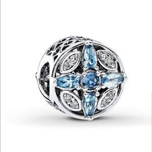 PANDORA Charm Patterns of Frost NWOT
